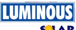 Logo Luminious Solar